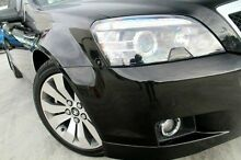 2011 Holden Caprice WM II V Black 6 Speed Sports Automatic Sedan Pennant Hills Hornsby Area Preview