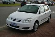 2004 Toyota Corolla Ascent Long Rego White 4 Speed Automatic Hatchback East Rockingham Rockingham Area Preview
