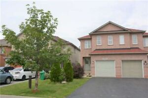 For LEASE in Lisgar, Mississauga......WHOLE HOUSE!!!!!