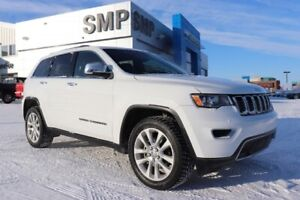 2017 Jeep Grand Cherokee Limited - Leather, Sunroof, Rem Start,