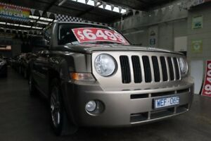 2008 Jeep Patriot MK Limited 6 Speed Manual Wagon Mordialloc Kingston Area Preview