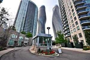 1 Bed Plus Den Condo Apt In The Heart Of Mississauga