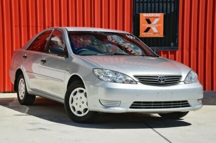 2005 Toyota Camry ACV36R Altise Silver 4 Speed Automatic Sedan Ashmore Gold Coast City Preview