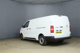 2019 Peugeot Expert 2.0 BlueHDi 1400 120 Professional Long DUE IN Panel Van Dies