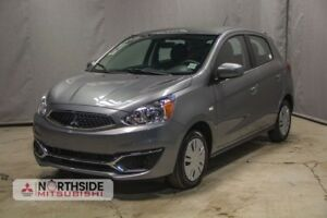2018 Mitsubishi Mirage ES AUTOMATIC 1.2 AIR CONDITIONING, BACK U