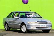 1996 Ford Fairlane NL Ghia Silver 4 Speed Automatic Sedan Ringwood East Maroondah Area Preview