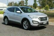 2015 Hyundai Santa Fe DM MY15 Highlander CRDi (4x4) Platinum Silver 6 Speed Automatic Wagon Port Macquarie Port Macquarie City Preview