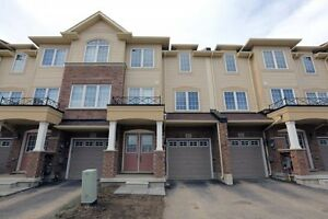 3 Bedrooms New Townhouse Available Nov 1 on Upper Stoney Creek