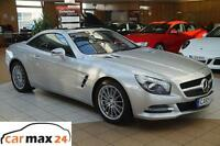 Mercedes-Benz SL 350 Navi Xen Led Airscraft Distron ILS Pano
