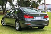 2015 BMW 316i F30 MY1114 Sport Line Mineral Grey 8 Speed Automatic Sedan Burswood Victoria Park Area Preview