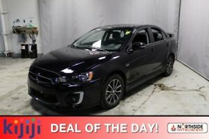 2017 Mitsubishi Lancer SE LIMITED Heated Seats,  Back-up Cam,  B