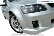 2012 Holden Commodore VE II MY12 SV6 Turquoise 6 Speed Sports Automatic Sedan Cannington Canning Area Preview