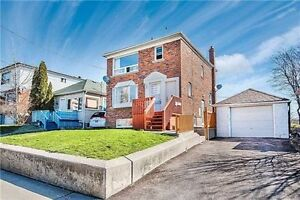 Gorgeous 2-storey Detached Home For Sale At Danforth/Warden!