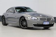 2007 BMW Z4 E85 MY06 3.0SI Grey 6 Speed Automatic Coupe Bentley Canning Area Preview