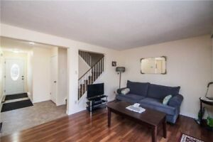 END UNIT FREEHOLD TOWNHOME FINISHED BSMT+ KITCHEN+ SEP ENTERN