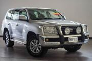2010 Toyota Landcruiser VDJ200R MY10 GXL Silver 6 Speed Sports Automatic Wagon Myaree Melville Area Preview