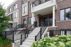 Stunning, Contemporary Designed 2 Br 3 Washroom Condo Townhome.