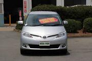 2014 Toyota Tarago ACR50R MY13 GLi Silver 7 Speed Constant Variable Wagon Acacia Ridge Brisbane South West Preview