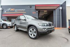 2006 BMW X5 E53 MY05 Steptronic Grey 5 Speed Sports Automatic Wagon Lonsdale Morphett Vale Area Preview