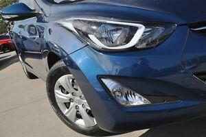 2015 Hyundai Elantra MD Series 2 (MD3) Active Blue 6 Speed Automatic Sedan Greenacre Bankstown Area Preview