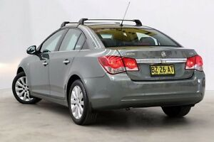2014 Holden Cruze JH Series II MY14 CDX Silver 6 Speed Sports Automatic Sedan Seven Hills Blacktown Area Preview