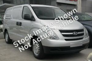 2010 Hyundai iLOAD TQ-V Silver 5 Speed Sports Automatic Van Melville Melville Area Preview