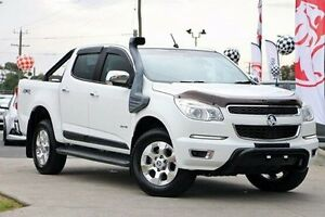 2012 Holden Colorado White Sports Automatic Utility Cranbourne Casey Area Preview