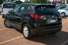 2014 Mazda CX-5 KE1021 MY14 Maxx SKYACTIV-Drive AWD Sport Black 6 Speed Sports Automatic Wagon Balcatta Stirling Area Preview