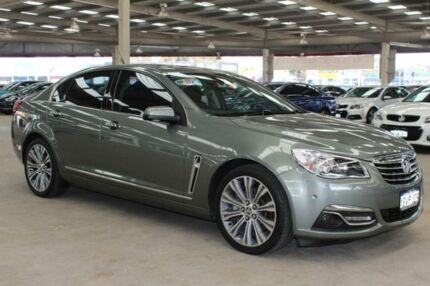 2015 Holden Calais VF MY15 V Prussian Steel 6 Speed Automatic Sedan
