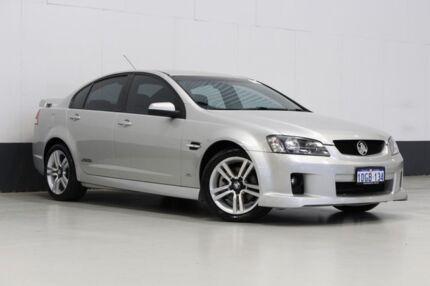 2008 Holden Commodore VE MY08 SS Silver 6 Speed Automatic Sedan Bentley Canning Area Preview