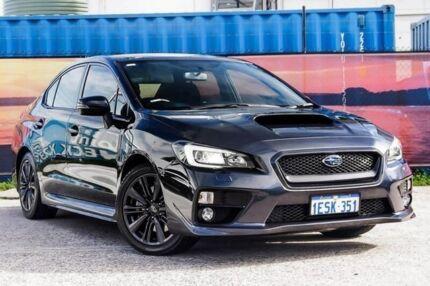 2015 Subaru WRX V1 MY15 AWD Grey 6 Speed Manual Sedan Morley Bayswater Area Preview