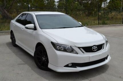 2017 Toyota Aurion GSV50R Sportivo White Sports Automatic Mill Park Whittlesea Area Preview