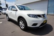 2015 Nissan X-Trail T32 ST X-tronic 4WD White 7 Speed Constant Variable Wagon Cardiff Lake Macquarie Area Preview