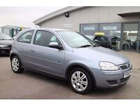 VAUXHALL CORSA 1.2 ACTIVE 16V TWINPORT 3d 80 BHP - 360 SPIN ON WE (silver) 2006