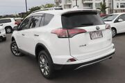 2016 Toyota RAV4 ALA49R Cruiser AWD White 6 Speed Sports Automatic Wagon Upper Mount Gravatt Brisbane South East Preview