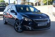 2015 Peugeot 308 T9 Allure Touring Blue 6 Speed Sports Automatic Wagon Myaree Melville Area Preview