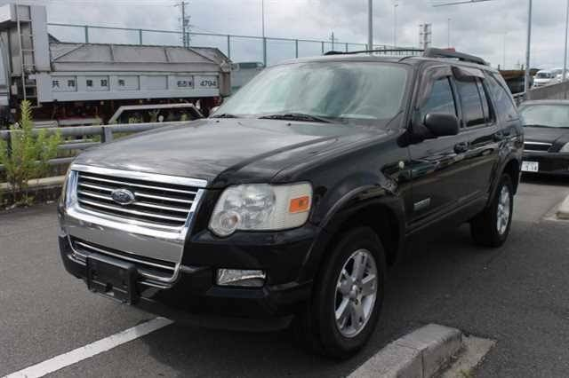Left Hand Drive Car Europe Steering Type Ford Explorer Xlt Rsc 2006 Auto Petrol Lhd In Luton Bedfordshire Gumtree