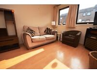 Tasteful 1 bedroom ground floor flat in Willowbrae available July – NO FEES
