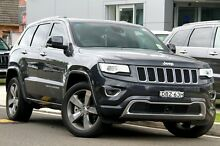 2015 Jeep Grand Cherokee WK MY15 Overland (4x4) Maximum Steel 8 Speed Automatic Wagon Brookvale Manly Area Preview