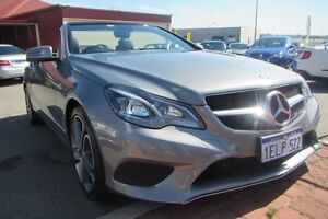 2013 Mercedes-Benz E200 207 MY13 7 Speed Automatic Cabriolet Wangara Wanneroo Area Preview