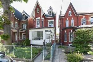 Rarely Available Large 21/2 Storey Victorian Circa At Dovercourt