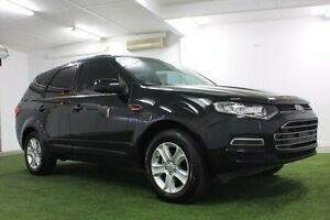 2011 Ford Territory SZ TX Seq Sport Shift Black 6 Speed Sports Automatic Wagon Moonah Glenorchy Area Preview
