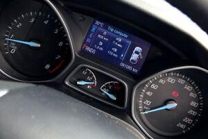 2013 Ford Focus LW MK2 Sport Grey 6 Speed Automatic Hatchback