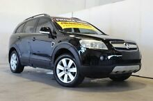 2007 Holden Captiva CG LX (4x4) Black 5 Speed Automatic Wagon Underwood Logan Area Preview