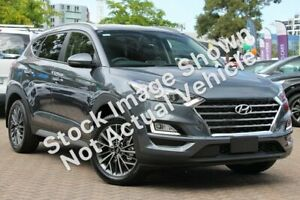 2018 Hyundai Tucson TL3 MY19 Elite AWD Grey 8 Speed Sports Automatic Wagon Pennant Hills Hornsby Area Preview