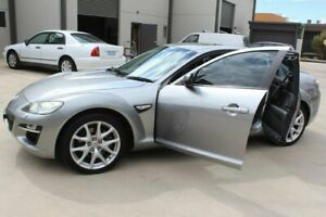 2009 Mazda RX-8 FE1032 Luxury Grey 6 Speed Manual Coupe Mitchell Gungahlin Area Preview