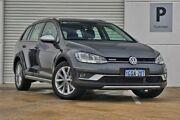2018 Volkswagen Golf 7.5 MY18 Alltrack DSG 4MOTION 132TSI Grey 6 Speed Sports Automatic Dual Clutch Mandurah Mandurah Area Preview