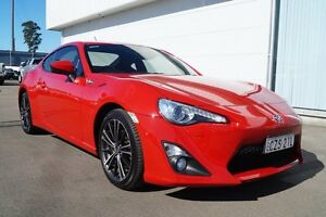 2013 Toyota 86 ZN6 GTS Red 6 Speed Manual Coupe Cardiff Lake Macquarie Area Preview