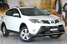 2014 Toyota RAV4 ASA44R MY14 GXL AWD White 6 Speed Sports Automatic Wagon Liverpool Liverpool Area Preview
