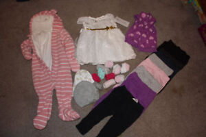 Baby Girl 6-12 Months Clothing